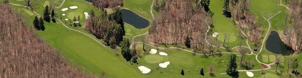 Moonbrook Country club, Jamestown, NY - Golf